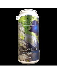 Bière Tree of Life NE Triple IPA 44 cl Brasserie Burnt Mill Brewery