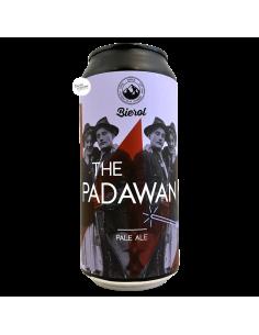 Bière The Padawan Pale Ale 44 cl Brasserie Bierol