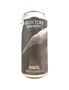 Bière Mantel IPA 44 cl Brasserie Buxton Brewery
