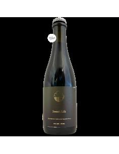 Bière Sweet Mɪlk Imperial Stout 37,5 cl Brasserie Cloudwater Brew Co