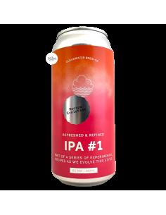 Bière IPA Recipe Evolution 1 44 cl Brasserie Cloudwater Brew Co