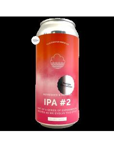 Bière IPA Recipe Evolution 2 44 cl Brasserie Cloudwater Brew Co