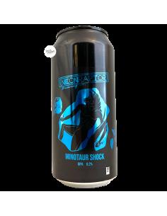 Bière Minotaur Shock NE DIPA 44 cl Brasserie Neon Raptor