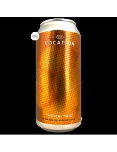 Bière Tropical Twist Sour 44 cl Brasserie Vocation