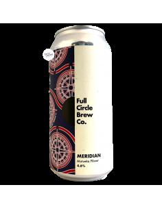 Bière Meridian Motueka Pilsner 44 cl Brasserie Full Circle