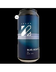 Bière Blvd.Nights DDH IPA 44 cl Brasserie PRIZM