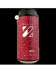 Bière MSZK DDH DIPA 44 cl Brasserie PRIZM