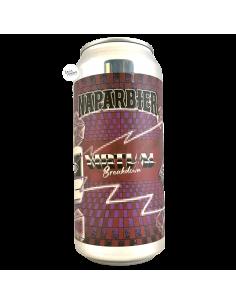 Bière Virtual Breakdown NE TIPA 44 cl Brasserie Naparbier x Willibald