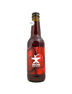 Bière Gose Betterave Basilic 33 cl Brasserie Iron