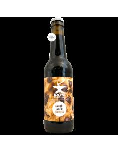 Bière Cookie Imperial Stout BA 33 cl Brasserie Iron