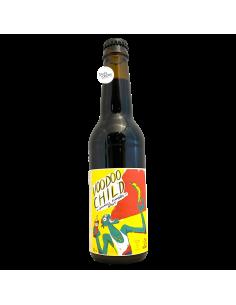Bière Voodoo Child Bananes Flambées Stout 33 cl Brasserie du Mont Salève x Track