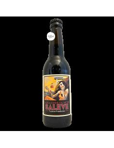Bière Tzarine Framboise 33 cl Brasserie du Mont Salève