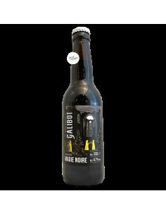 Bière Magie Noire Schwarzbier 33 cl Brasserie Galibot