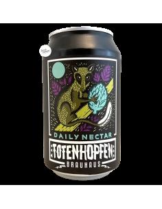 Bière Daily Nectar NE Pale Ale 33 cl Brasserie Totenhopfen