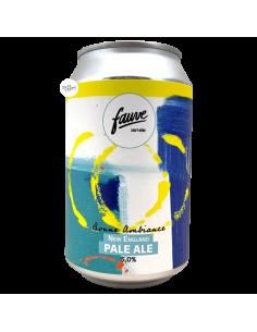 Bière Bonne Ambiance NE Pale Ale 33 cl Brasserie Fauve