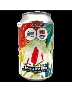 Bière Vol 735 Pour Yakima DIPA DDH 33 cl Brasserie Fauve