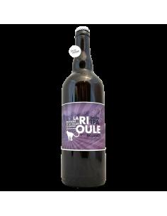 Bière La Rioule Ekuanot IPA 75 cl Brasserie de la Vallée du Giffre