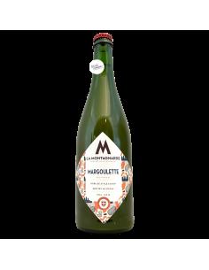 Bière Margoulette Saison Brettée au Seigle 75 cl Micro Brasserie La Montagnarde