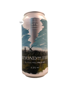 Bière Beyond the Firs Gluten Free Pale Ale 44 cl Brasserie Burnt Mill