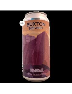 Bière Highball NZ IPA 44 cl Brasserie Buxton