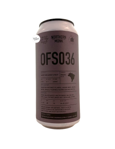 Bière OFS036 SWEET DECADENT STOUT 44 cl Brasserie Northern Monk