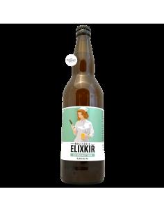 Bière IBU Profane WIPA Blanche IPA 66 cl Brasserie Elixkir