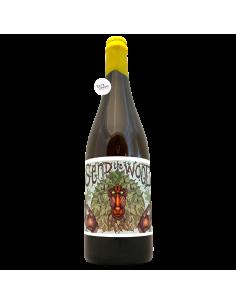 Bière Send the Wood 12 Gose BA Montbazillac 75 cl Brasserie La P'tite Maiz'