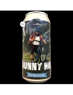 Bière Bunny Hop Kveik Pale Ale DH 44 cl Brasserie Piggy Brewing