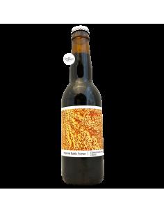 Bière Imperial Baltic Porter Clémentine de Corse 33 cl Brasserie Popihn