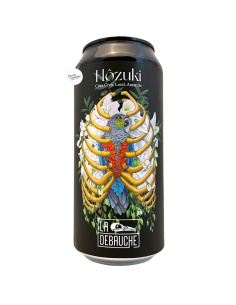 Bière Hozuki DDH IPA 44 cl Brasserie La Débauche