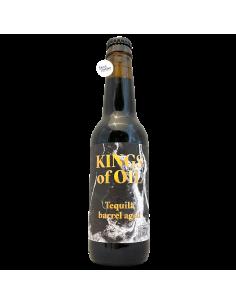 Bière Kings of Oil Tequila Barrel Aged 33 cl Brasserie La Débauche
