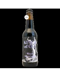 Bière Kings of Oil Rhum Barrel Aged 33 cl Brasserie La Débauche