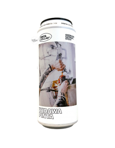 Bière Brasserie Browar PINTA Collab PL Browar Widawa American Oatmeal Stout 50 cl
