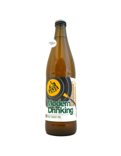 Bière Modern Drinking West Coast IPA 50 cl Brasserie Browar PINTA