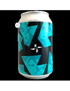 Bière Analogue Set Hazy NE IPA 33 cl Brasserie North Brewing
