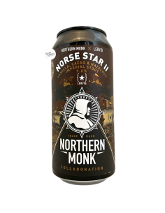 Bière Norse Star II Imperial Stout 44 cl Brasserie Northern Monk Brew Co Lervig