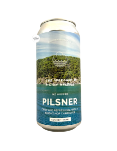 Bière The Shoreline At Picton Harbour Pilsner 44 cl Brasserie Cloudwater Brew Co