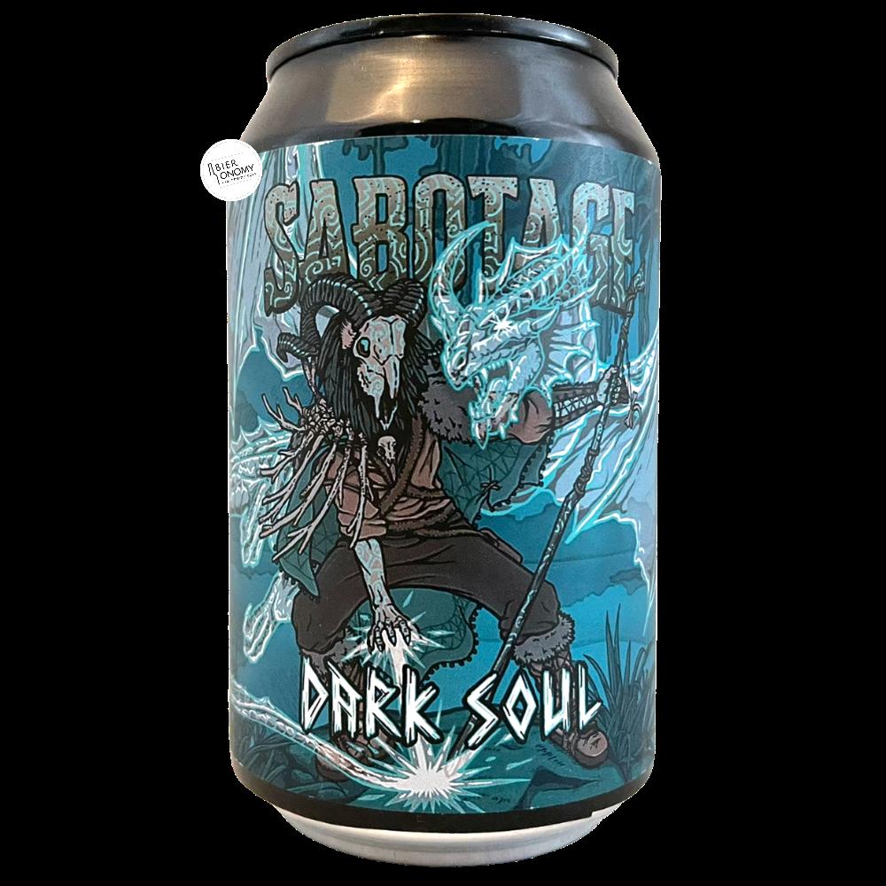Bière Dark Soul Barley Wine 33 cl Brasserie Sabotage