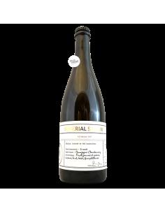 Bière Imperial Saison Barriquée 75 cl Brasserie Les Intenables