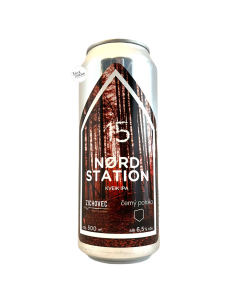 Bière Nørd Station Kveik IPA 50 cl Brasserie Zichovec