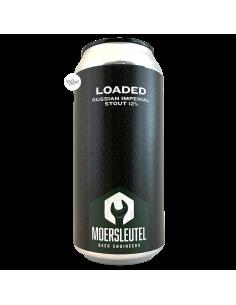 Bière Loader Russian Imperial Stout 44 cl Brasserie Folkingebrew Moersleutel