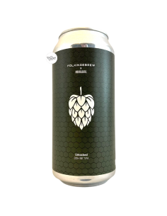 Bière Unlocked DDH NE TIPA 44 cl Brasserie Folkingebrew Moersleutel