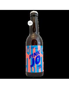 Bière PINK JO Gose 33 cl Brasserie Brique House