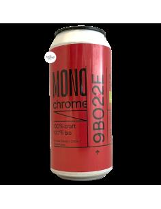 Bière 9B022E Dry Sour 44 cl Brasserie Monochrome