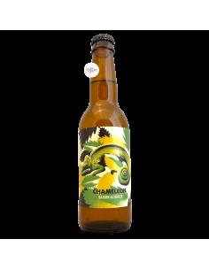 Bière Chameleon Saison Acidulée 33 cl Brasserie Hoppy Road