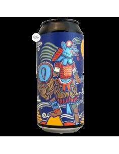 Bière Nezahualcoyotl Double Hoppy Wheat Ale 44 cl Brasserie Hoppy Road