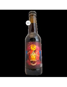 Bière Sacred Heart VII Eisbock Passion Griotte 33 cl Brasserie La Débauche