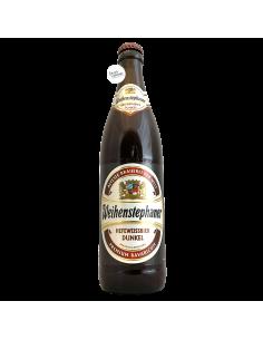 Bière Brasserie Weihenstephaner Hefeweissbier Dunkel 50 cl