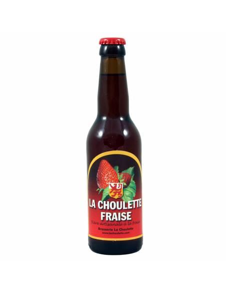 La Choulette Fraise - 33 cl