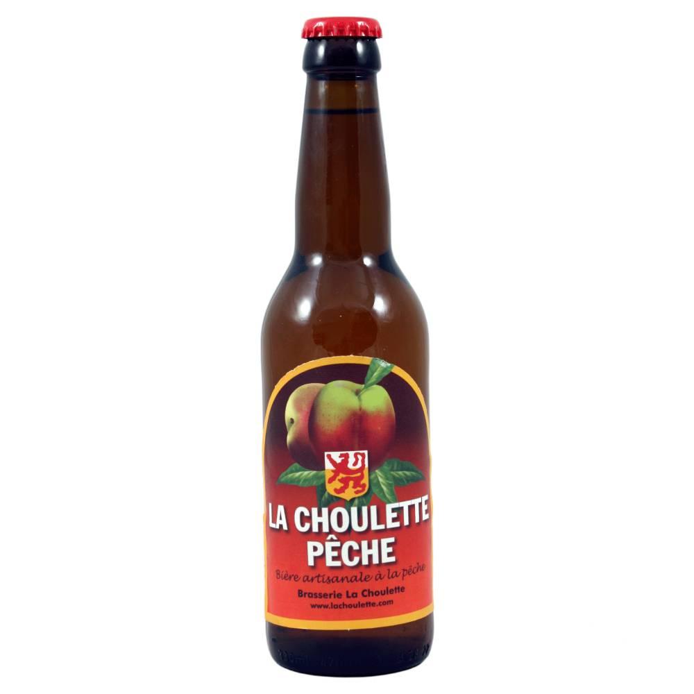 La Choulette Pêche - 33 cl